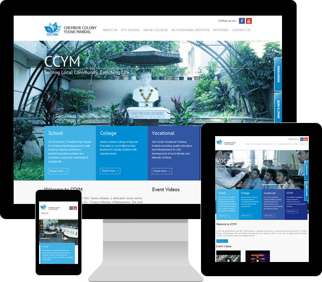 CCYM Home Page